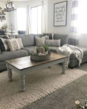 Comfy Farmhouse Living Room Decor Ideas That Make You Feel In Village 28