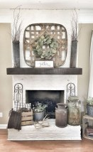 Comfy Farmhouse Living Room Decor Ideas That Make You Feel In Village 29