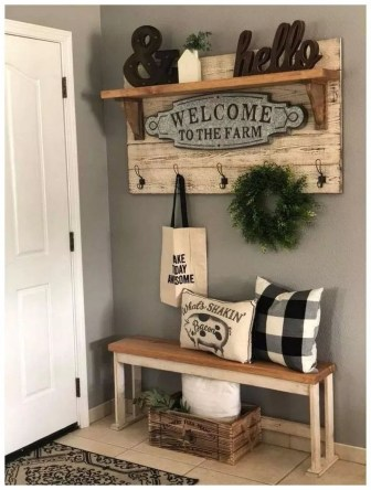 Comfy Farmhouse Living Room Decor Ideas That Make You Feel In Village 39