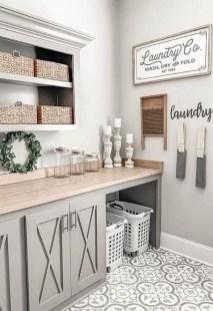 Cozy Farmhouse Home Decor Ideas To Get A Past Impression 18