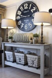 Cozy Farmhouse Home Decor Ideas To Get A Past Impression 19