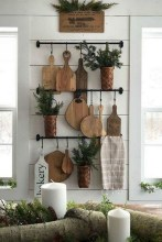 Cozy Farmhouse Home Decor Ideas To Get A Past Impression 27