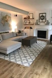 Cozy Farmhouse Home Decor Ideas To Get A Past Impression 33