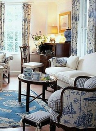 Dreamy French Home Decoration Ideas To Try In Your Home 28