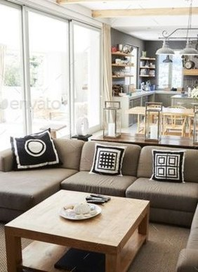 Fantastic Open Plan Living Room Design Ideas To Copy Right Now 17