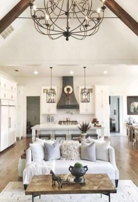 Fantastic Open Plan Living Room Design Ideas To Copy Right Now 26