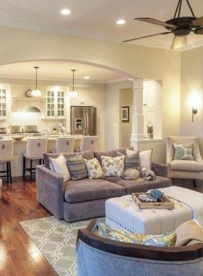 Fantastic Open Plan Living Room Design Ideas To Copy Right Now 27