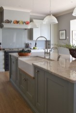 Fascinating Kitchen Design Ideas With Victorian Style 14