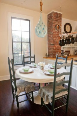 Fascinating Kitchen Design Ideas With Victorian Style 27