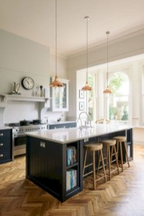 Fascinating Kitchen Design Ideas With Victorian Style 31