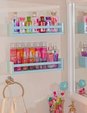 Impressive Bathroom Organization Ideas For Your First Apartment In College 08