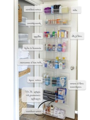 Impressive Bathroom Organization Ideas For Your First Apartment In College 18
