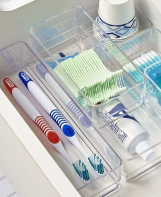 Impressive Bathroom Organization Ideas For Your First Apartment In College 25