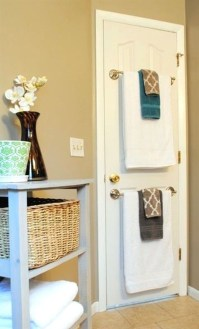 Impressive Bathroom Organization Ideas For Your First Apartment In College 28