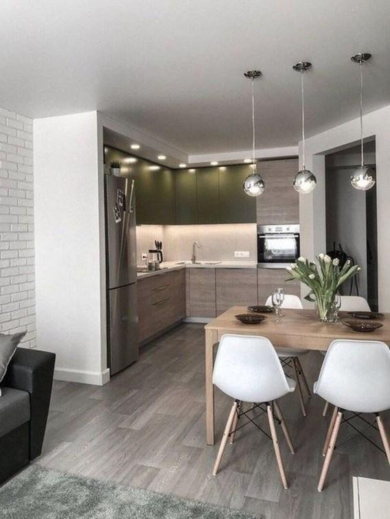 Impressive Kitchen Design Ideas To Looks Amazing 40
