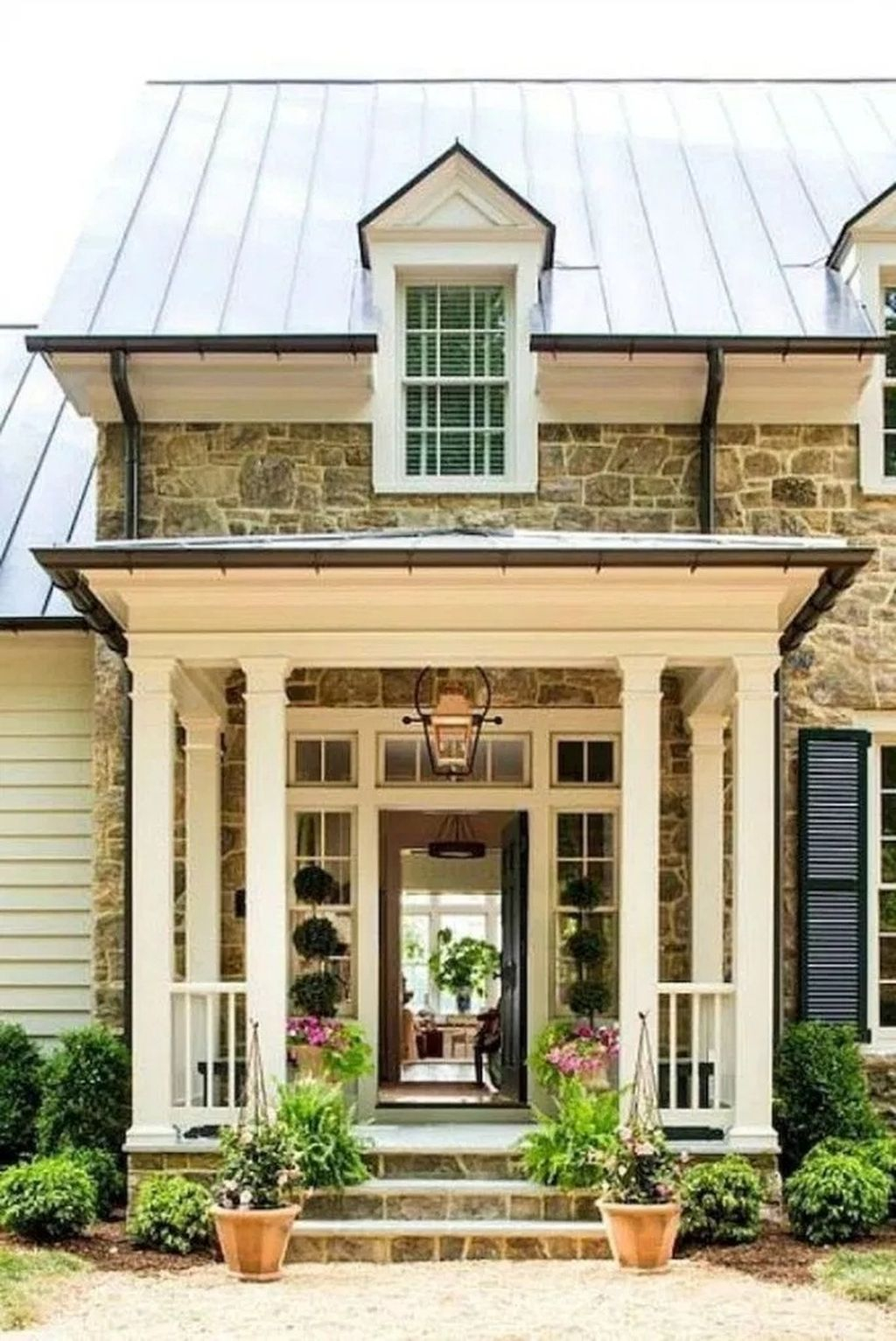 Latest Porch Design Ideas For Upgrade Exterior To Try 04
