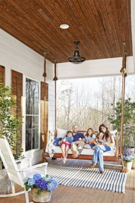Latest Porch Design Ideas For Upgrade Exterior To Try 06