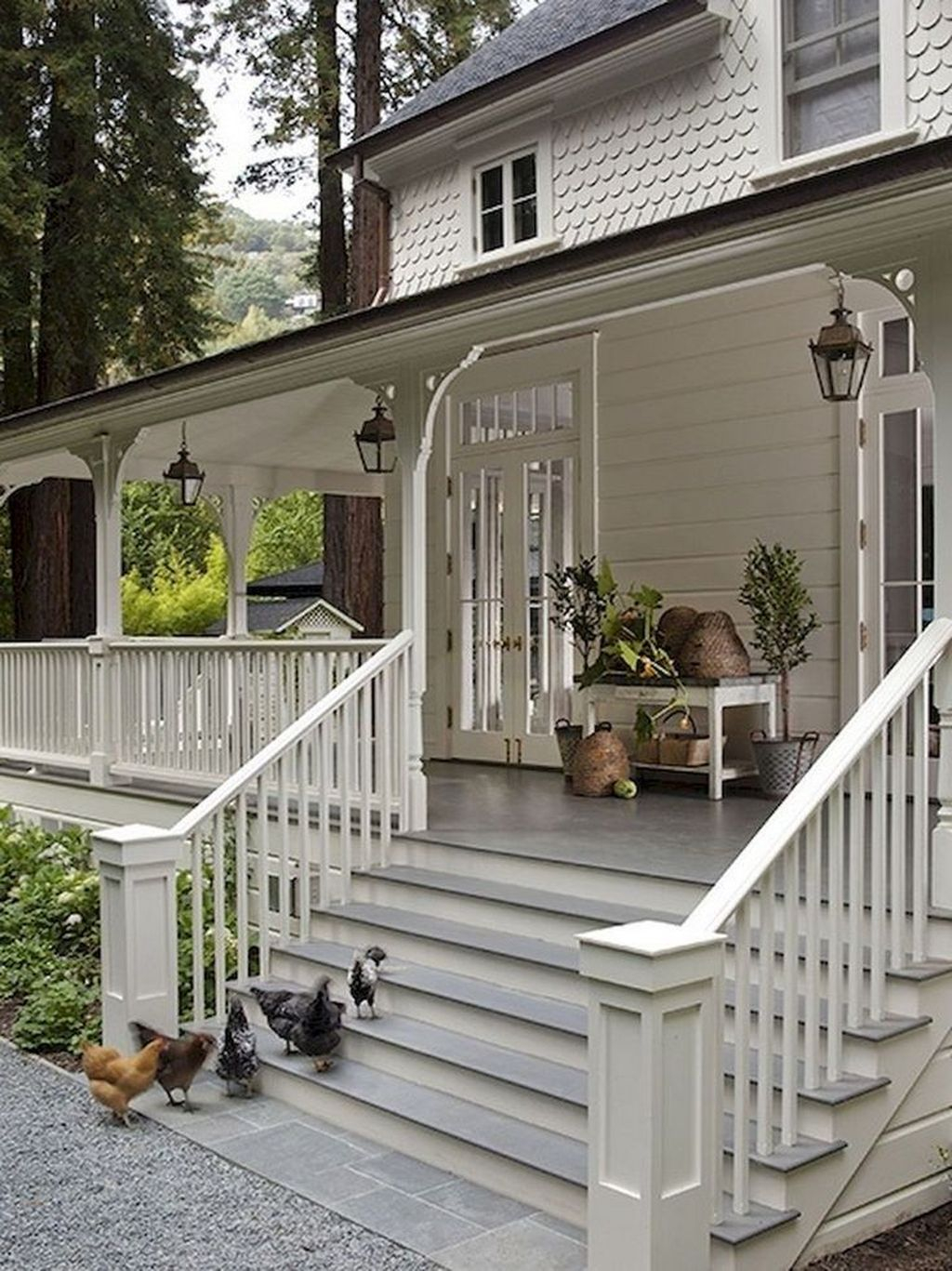 Latest Porch Design Ideas For Upgrade Exterior To Try 13