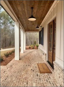 Latest Porch Design Ideas For Upgrade Exterior To Try 19