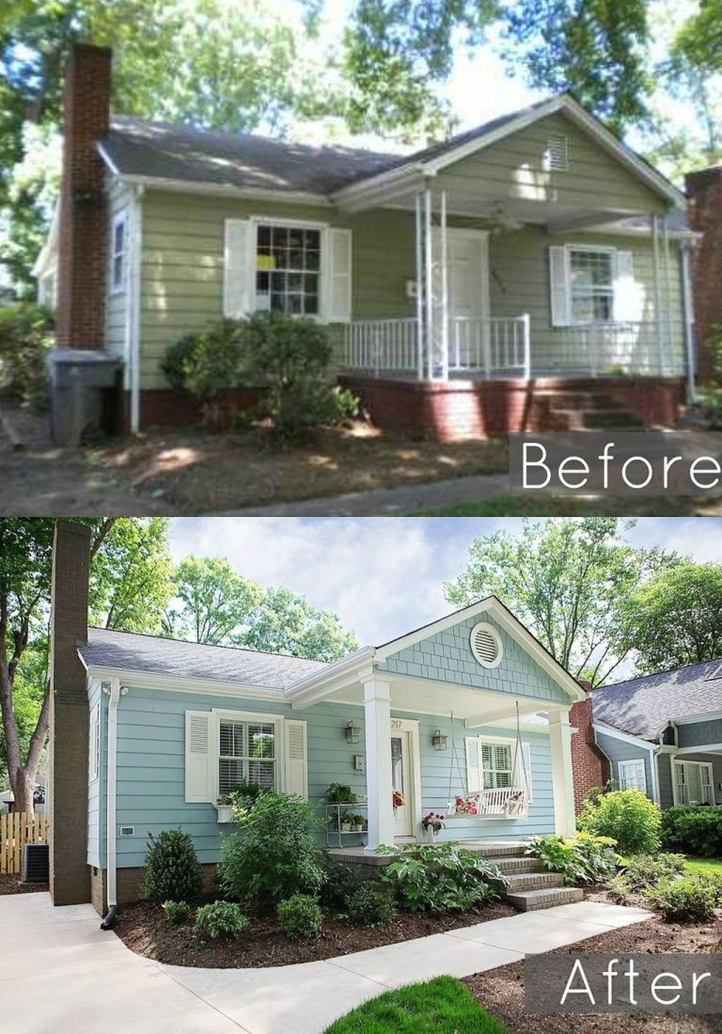 Latest Porch Design Ideas For Upgrade Exterior To Try 23