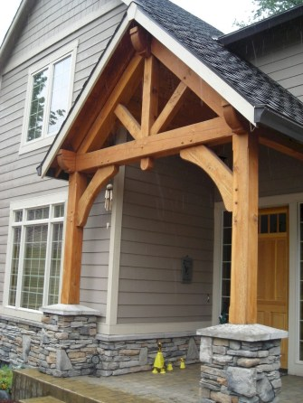 Latest Porch Design Ideas For Upgrade Exterior To Try 26