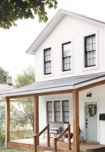 Latest Porch Design Ideas For Upgrade Exterior To Try 40