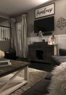 Lovely Living Room Decor Ideas That Cozy And Chic 05