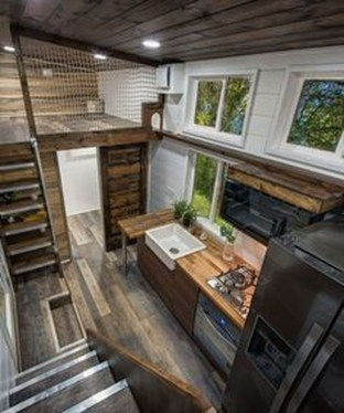Newest Diy Tiny House Remodel Ideas To Copy Right Now 08