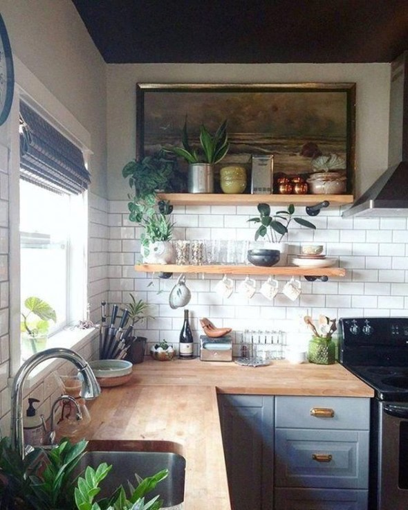 Outstanding Kitchen Decor Ideas To Update Your Home 37