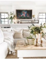 Popular Farmhouse Living Room Makeover Decor Ideas To Have Now 08
