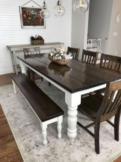 Splendid Dining Room Design Ideas With Farmhouse Table To Have 02