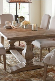 Splendid Dining Room Design Ideas With Farmhouse Table To Have 29