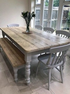 Splendid Dining Room Design Ideas With Farmhouse Table To Have 30