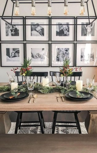 Splendid Dining Room Design Ideas With Farmhouse Table To Have 33