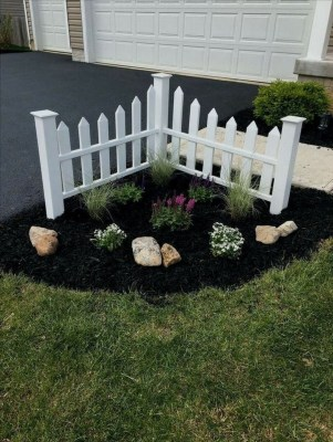 Unique Diy Flower Bed Ideas For Front Yard To Try 31