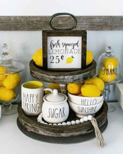 Vintage Farmhouse Summer Decor Ideas To Try Asap 05