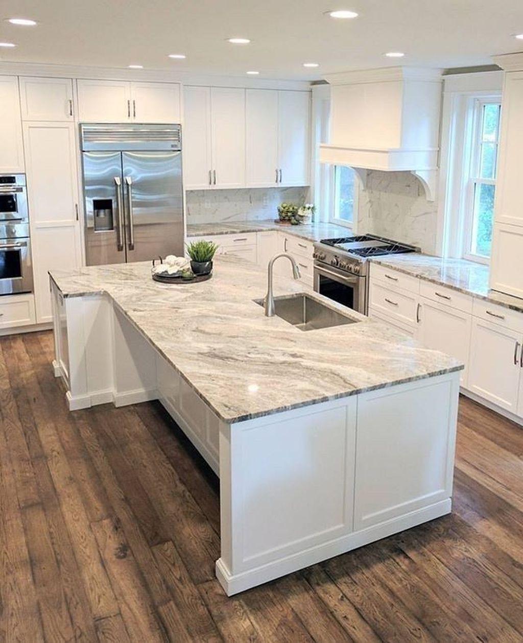 Brilliant Small Kitchen Remodel Design Ideas On A Budget 11