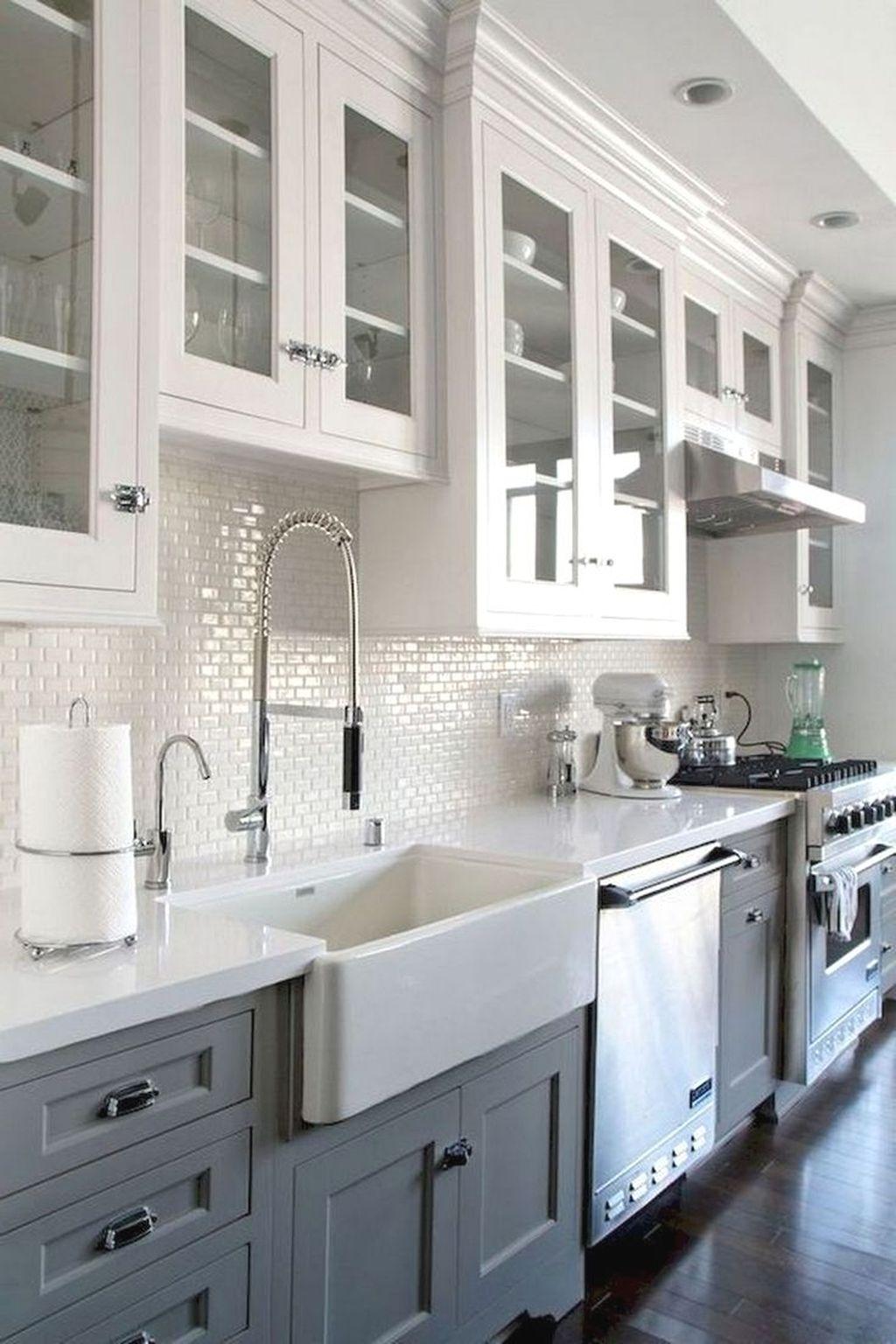 Brilliant Small Kitchen Remodel Design Ideas On A Budget 20