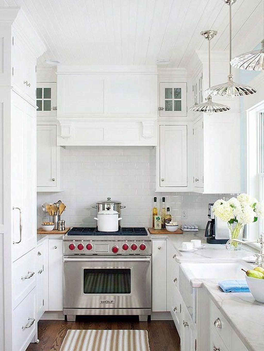 Brilliant Small Kitchen Remodel Design Ideas On A Budget 30