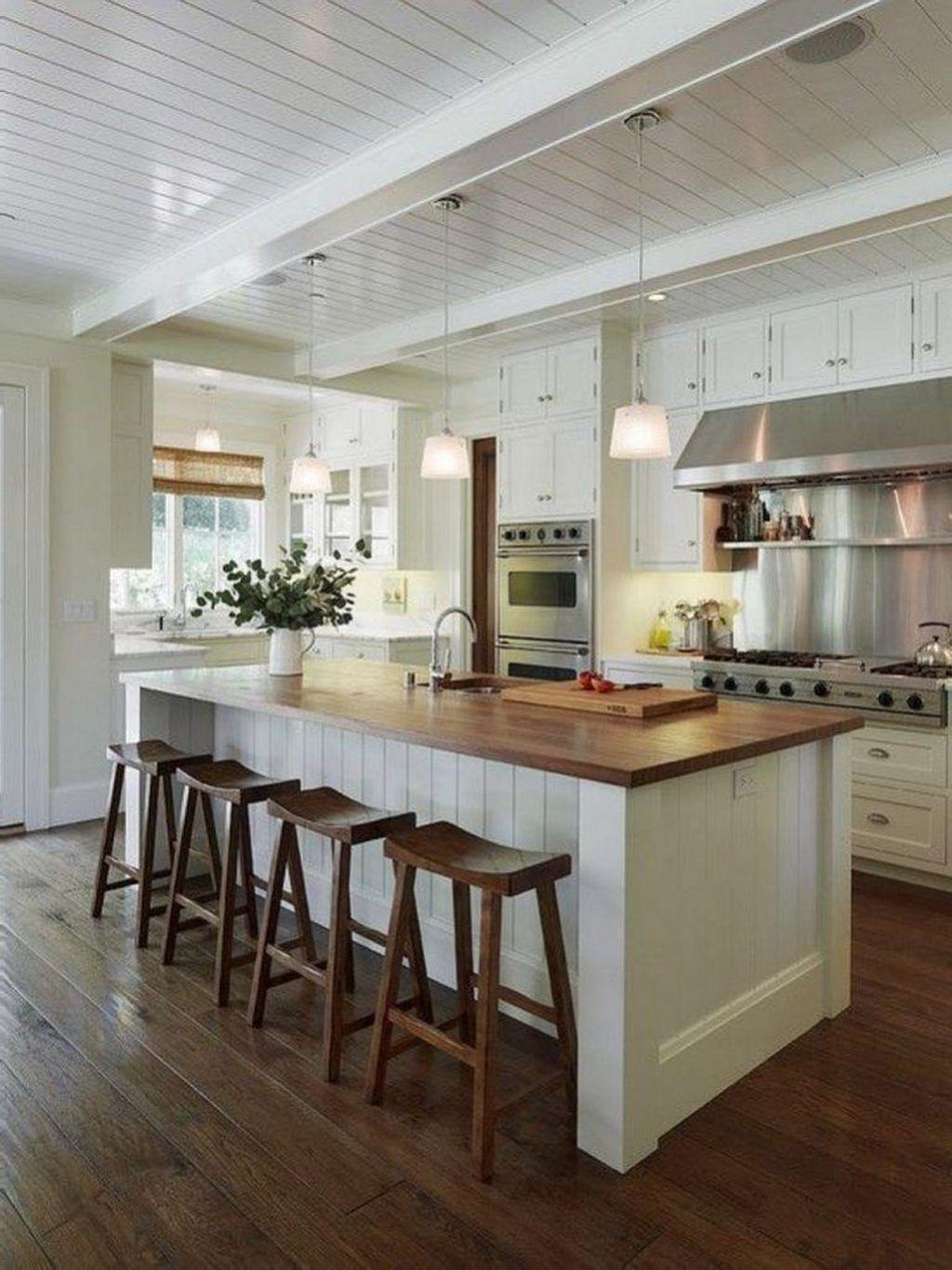 Brilliant Small Kitchen Remodel Design Ideas On A Budget 39