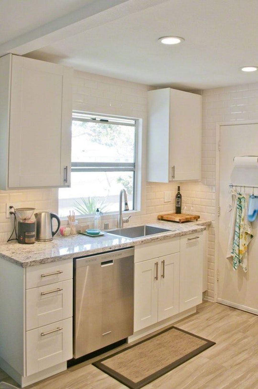 Brilliant Small Kitchen Remodel Design Ideas On A Budget 40