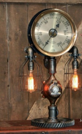 Creative Steampunk Room Design Ideas To Try Asap 07