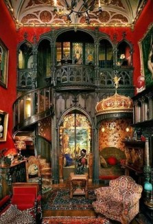 Creative Steampunk Room Design Ideas To Try Asap 10