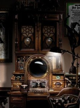 Creative Steampunk Room Design Ideas To Try Asap 18