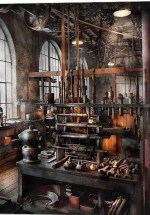 Creative Steampunk Room Design Ideas To Try Asap 28