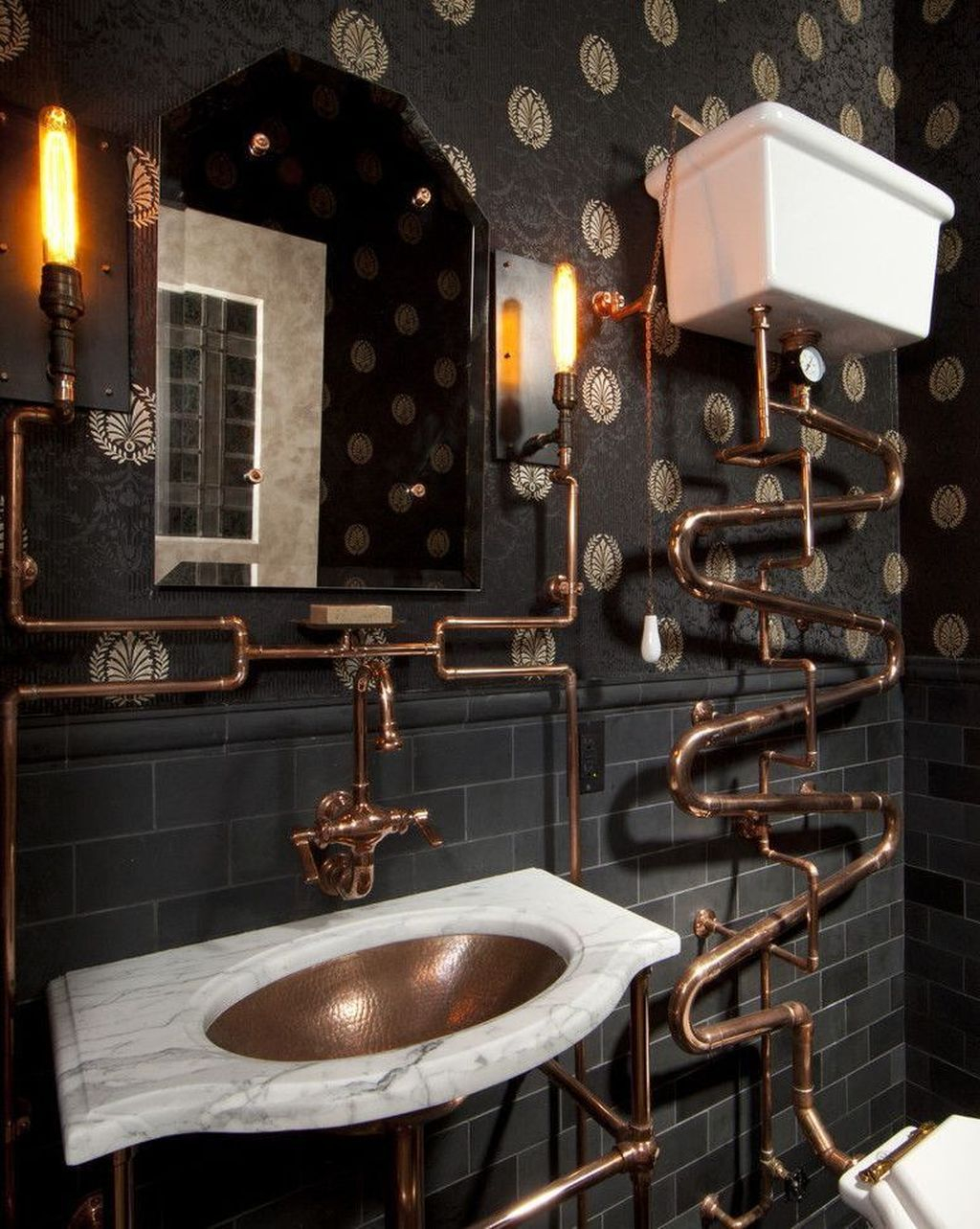 Creative Steampunk Room Design Ideas To Try Asap 35