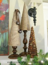 Dreamy Diy Christmas Cone Trees Design Ideas To Try Today 04