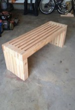 Enchanting Home Furniture Design Ideas With Diy Bench To Try 09