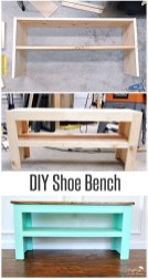 Enchanting Home Furniture Design Ideas With Diy Bench To Try 28
