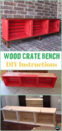 Enchanting Home Furniture Design Ideas With Diy Bench To Try 31